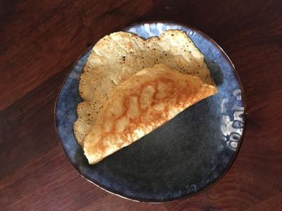 Gluten free flat bread-3