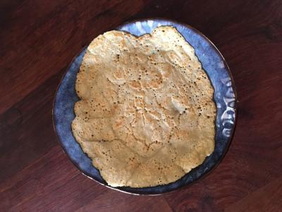 Gluten free flat bread-4